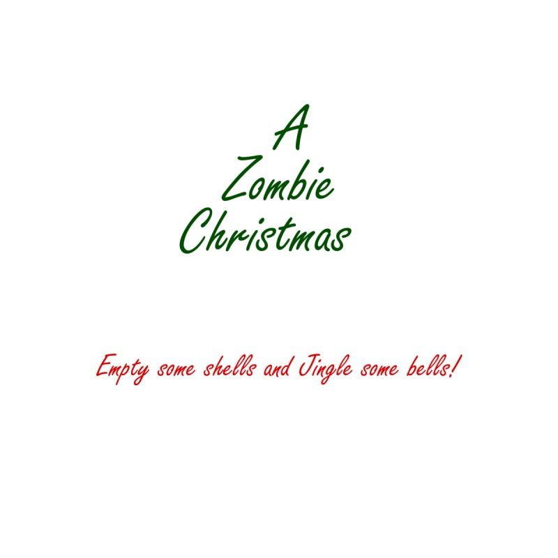 A Zombie Christmas in White by One Writer Selling