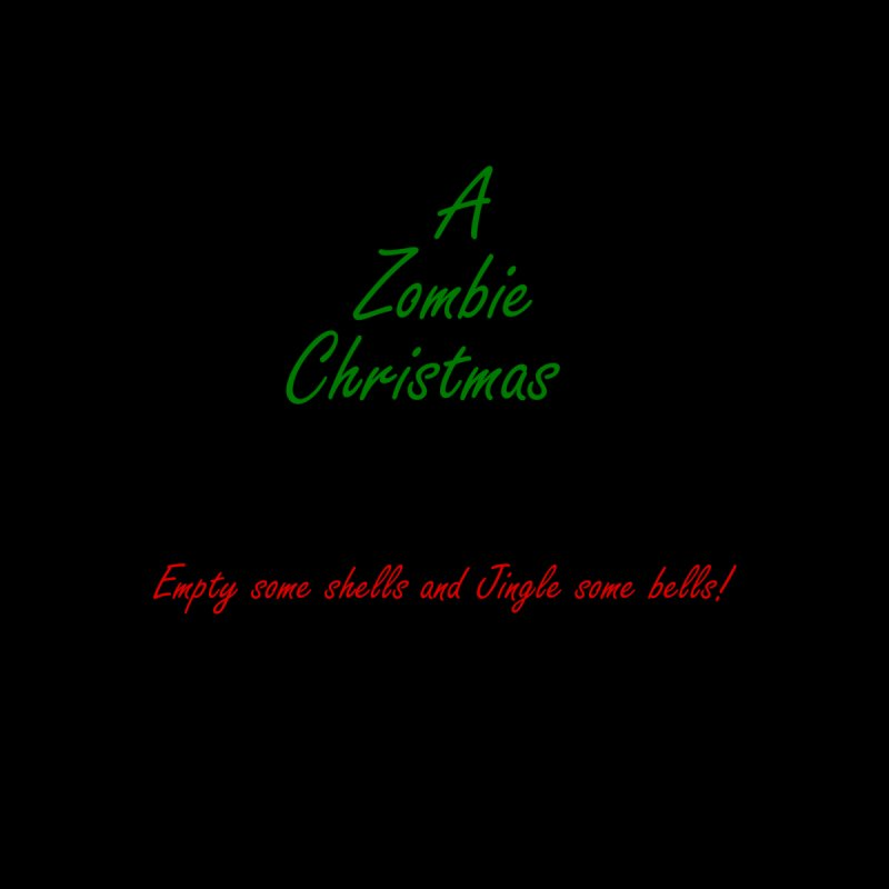 A Zombie Christmas in Black by One Writer Selling
