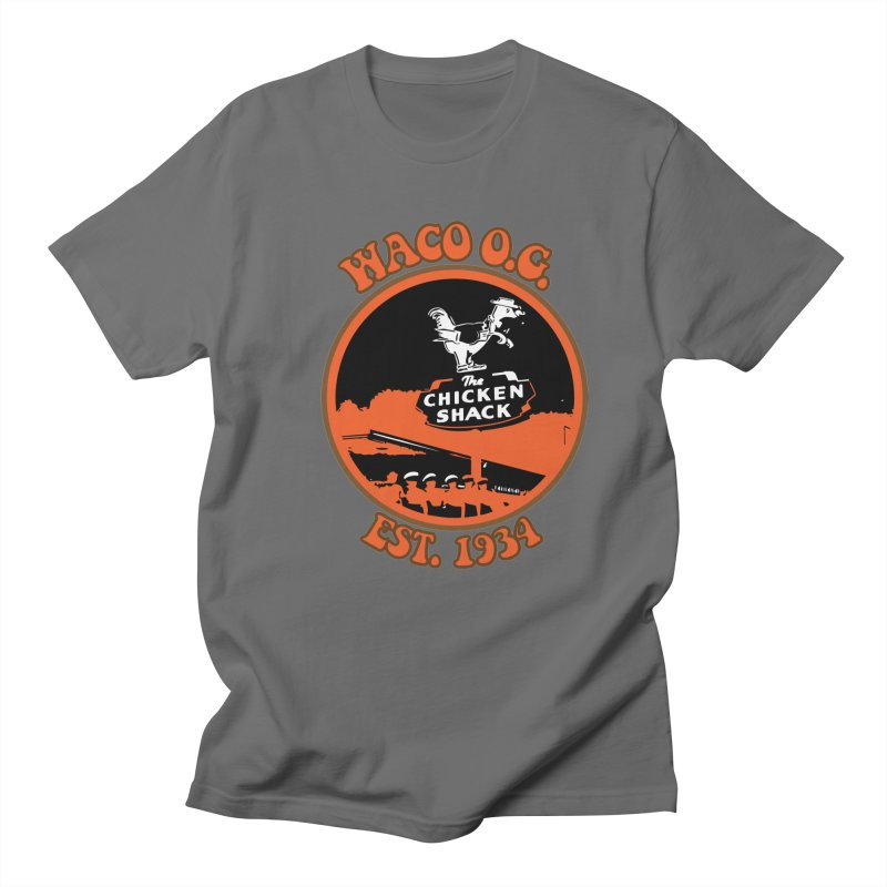 Waco OG Chicken Shack Men's T-Shirt by OniiChan's Artist Shop