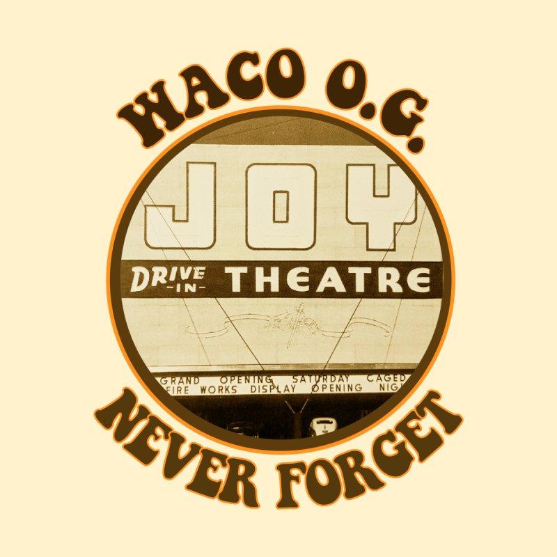Waco OG Joy Drive-In Theater by OniiChan's Artist Shop