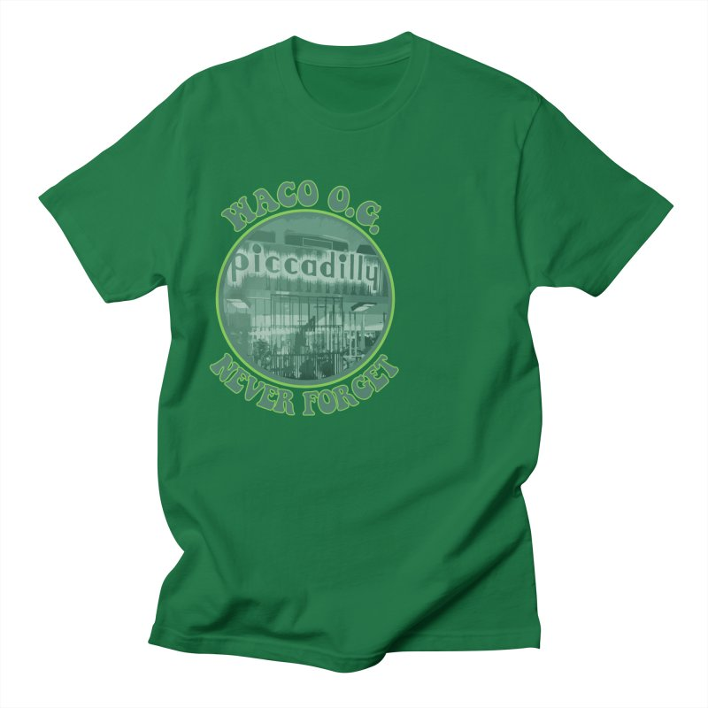 Waco OG Piccadilly Cafeteria in the Lake Air Mall Men's Regular T-Shirt by OniiChan's Artist Shop