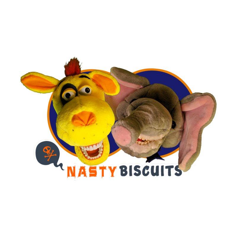 Nasty Biscuits Women's T-Shirt by OniiChan's Artist Shop