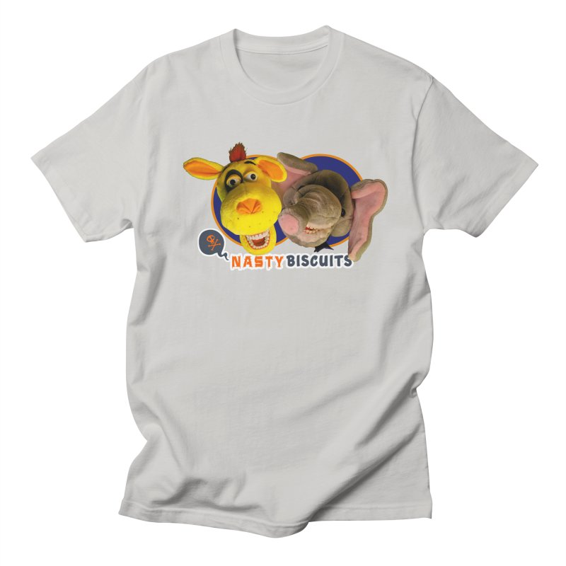 Nasty Biscuits Women's Regular Unisex T-Shirt by OniiChan's Artist Shop