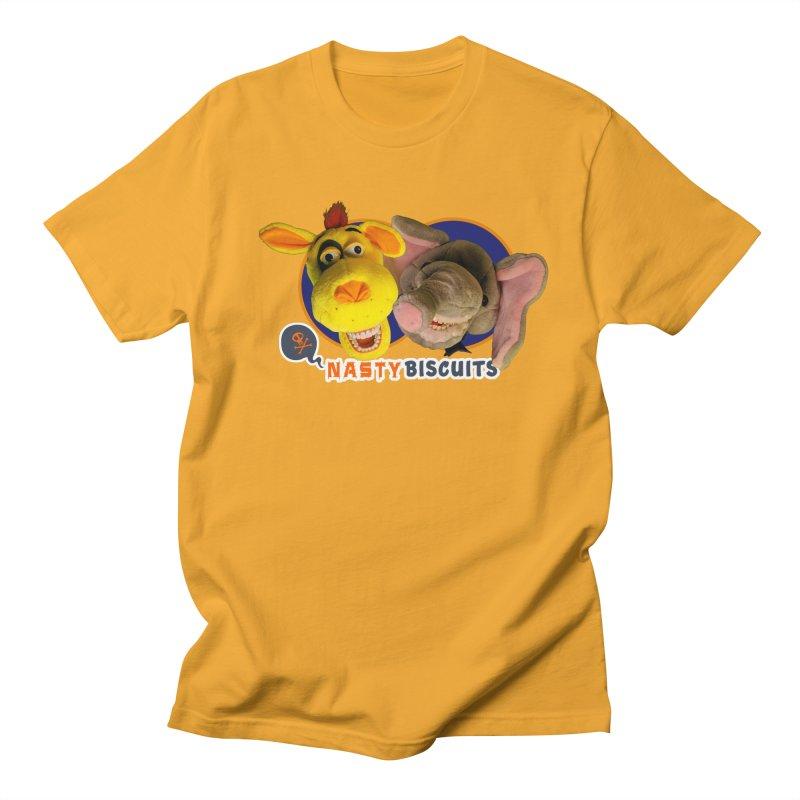 Nasty Biscuits Men's Regular T-Shirt by OniiChan's Artist Shop