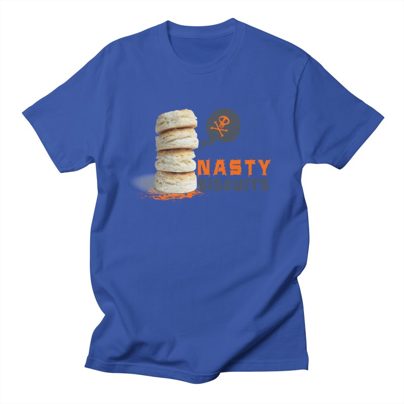 Nasty Biscuits Logo Women's Regular Unisex T-Shirt by OniiChan's Artist Shop