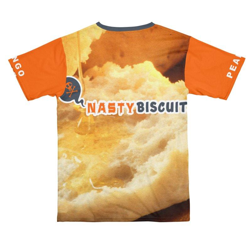 Cut N Sew Nasty Biscuits Men's Cut & Sew by OniiChan's Artist Shop