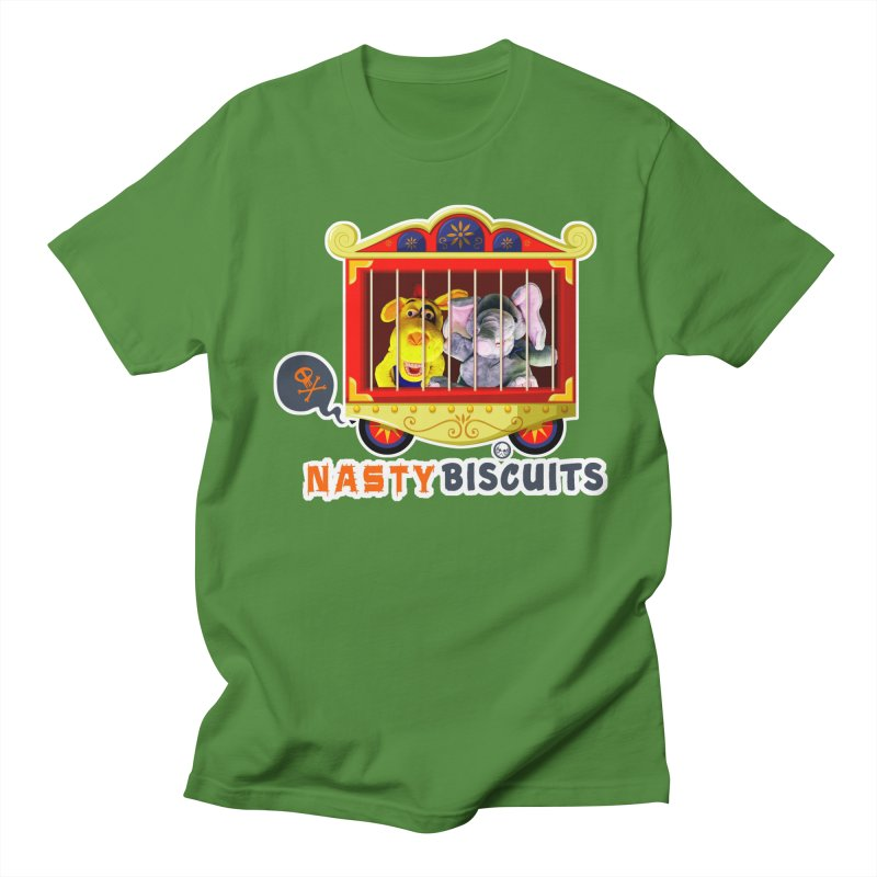 Nasty Biscuits Circus Women's Regular Unisex T-Shirt by OniiChan's Artist Shop