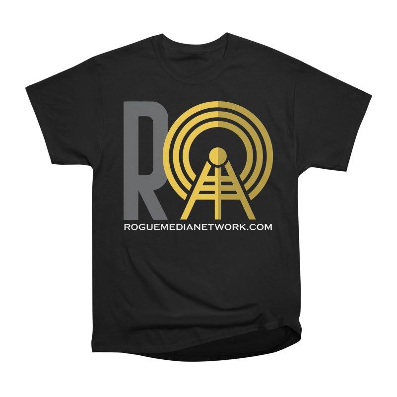 Rogue Media Network Logo Women's T-Shirt by OniiChan's Artist Shop