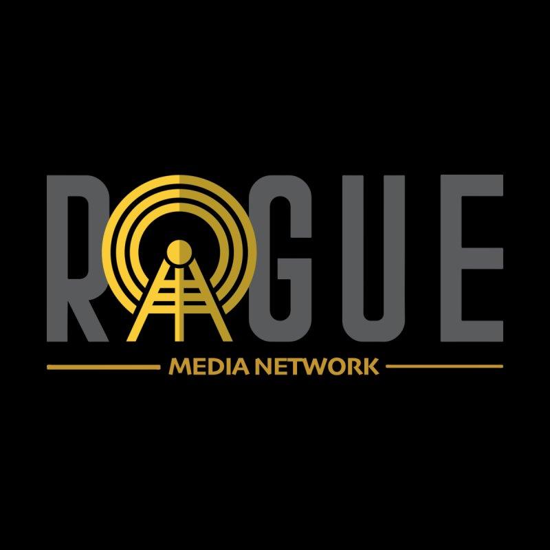 Rogue Media Network Men's T-Shirt by OniiChan's Artist Shop