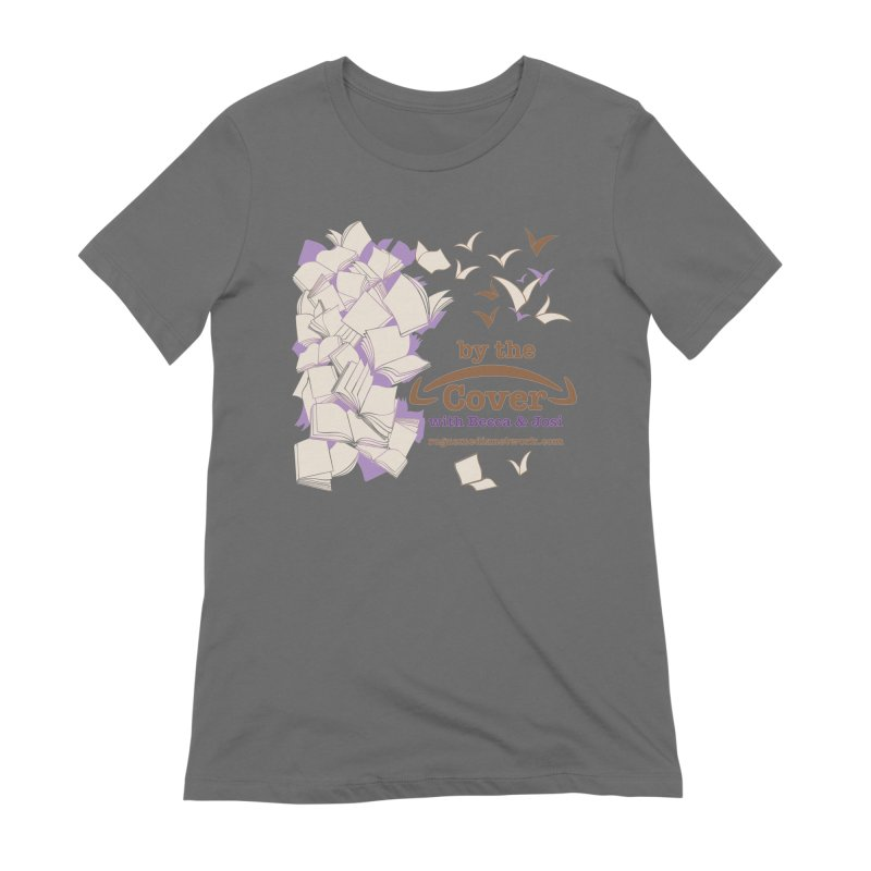 By the Cover Podcast Women's T-Shirt by OniiChan's Artist Shop