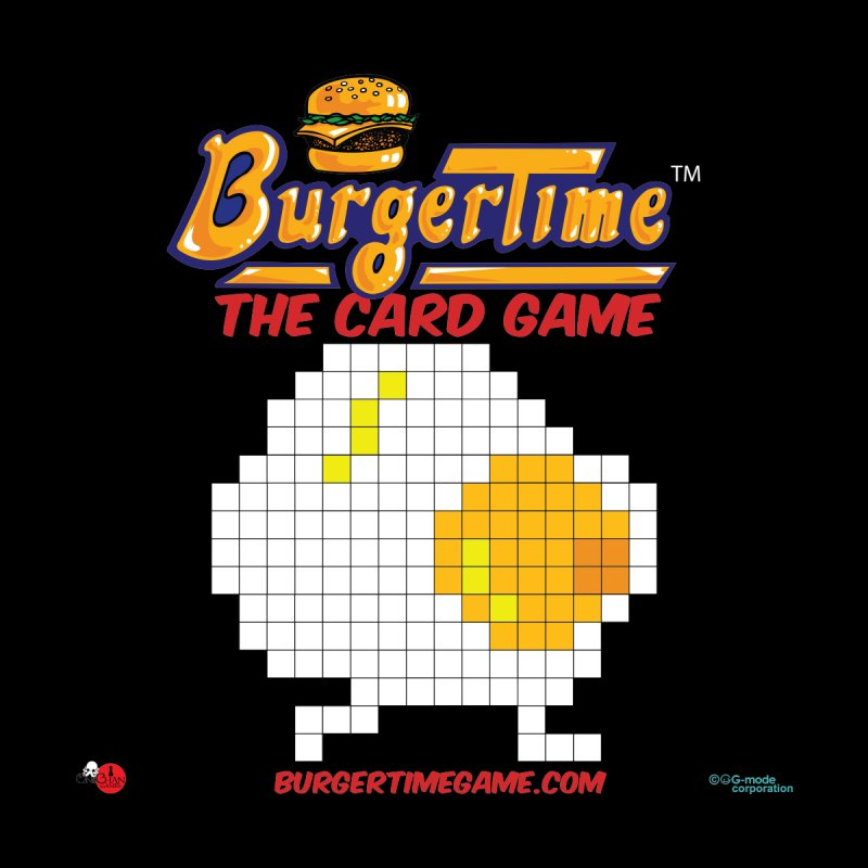 Burger Time the Card Game Mr. Egg by OniiChan's Artist Shop