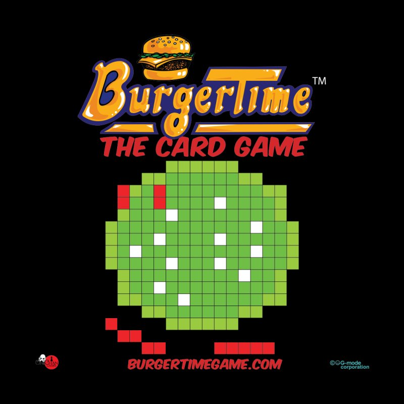 Burger Time the Card Game Mr. Pickle by OniiChan's Artist Shop