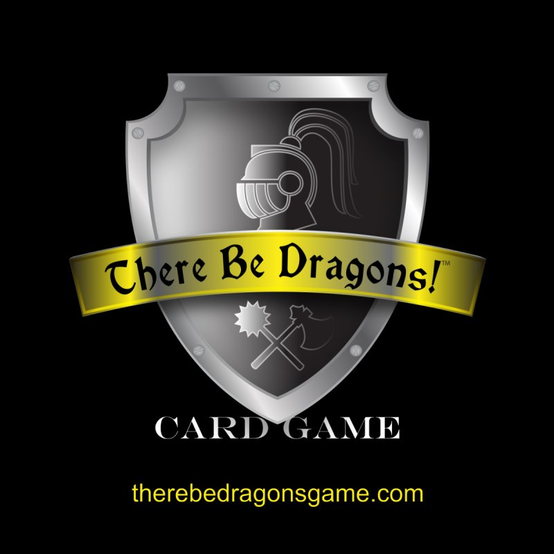 There Be Dragons Card Game by OniiChan's Artist Shop