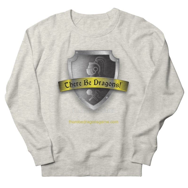 There Be Dragons Card Game Women's Sweatshirt by OniiChan's Artist Shop