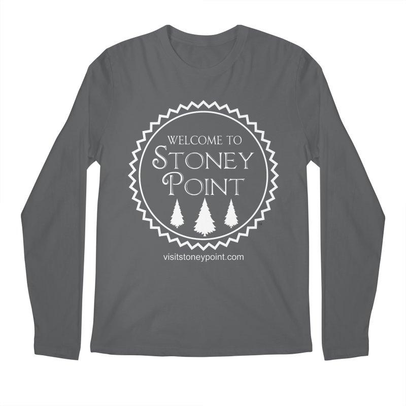 Visit Stoney Point Men's Regular Longsleeve T-Shirt by OniiChan's Artist Shop