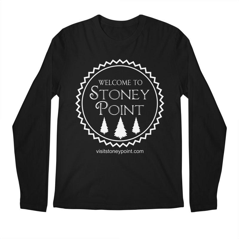 Visit Stoney Point Men's Longsleeve T-Shirt by OniiChan's Artist Shop