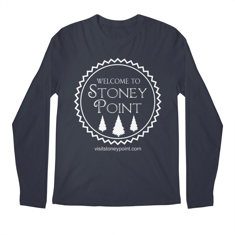 Visit Stoney Point Men's Longsleeve T-Shirt by OniiChan's Artist Shop