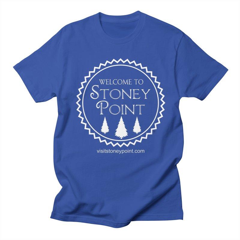 Visit Stoney Point Men's T-shirt by OniiChan's Artist Shop