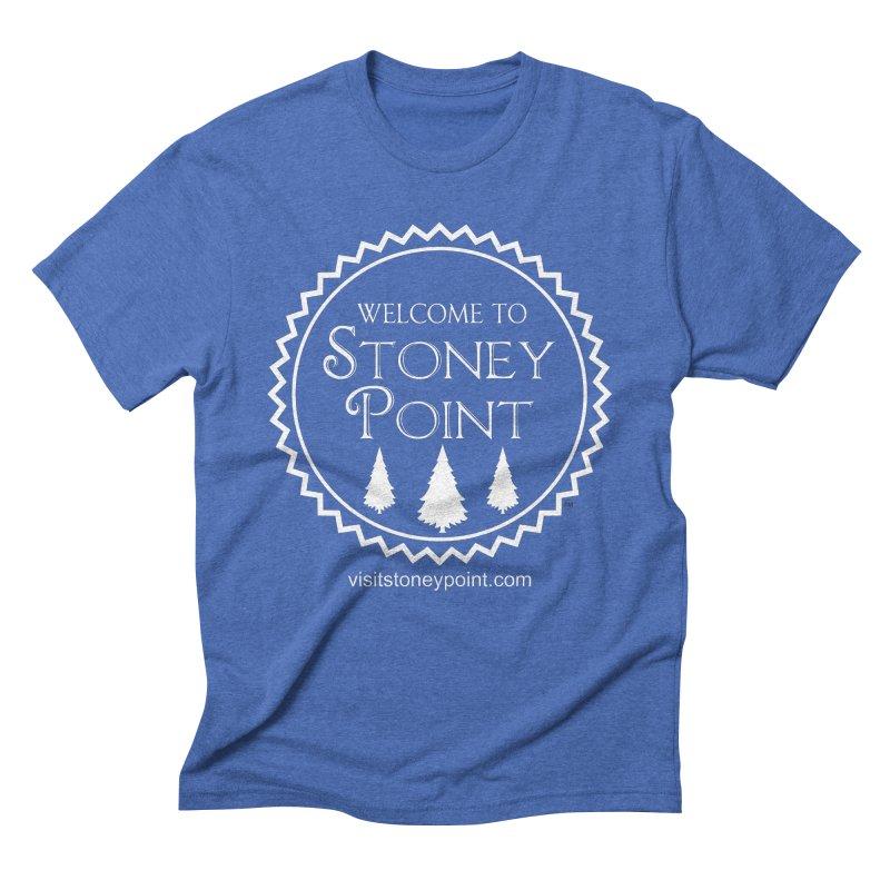 Visit Stoney Point Men's Triblend T-Shirt by OniiChan's Artist Shop