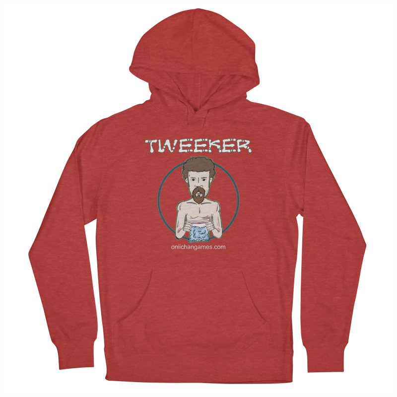 Tweeker Card Game Women's French Terry Pullover Hoody by OniiChan's Artist Shop