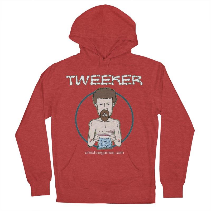 Tweeker Card Game Women's Pullover Hoody by OniiChan's Artist Shop