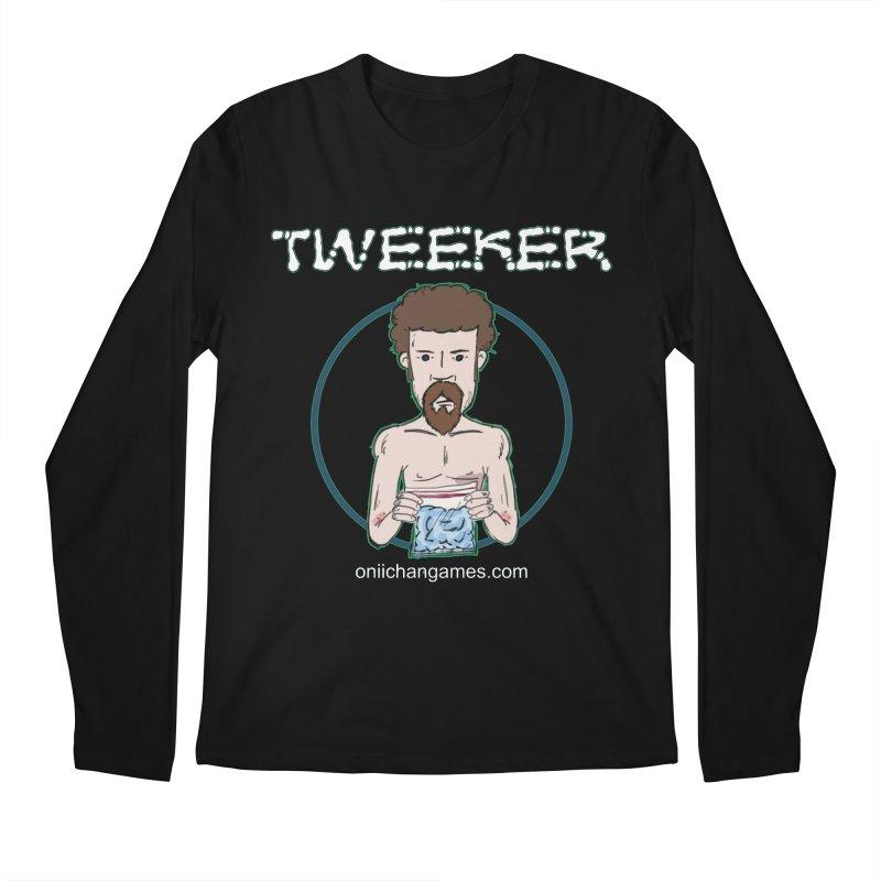 Tweeker Card Game Men's Regular Longsleeve T-Shirt by OniiChan's Artist Shop