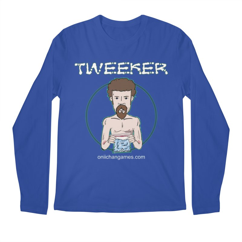 Tweeker Card Game Men's Regular Longsleeve T-Shirt by OniiChan's Artist Shop