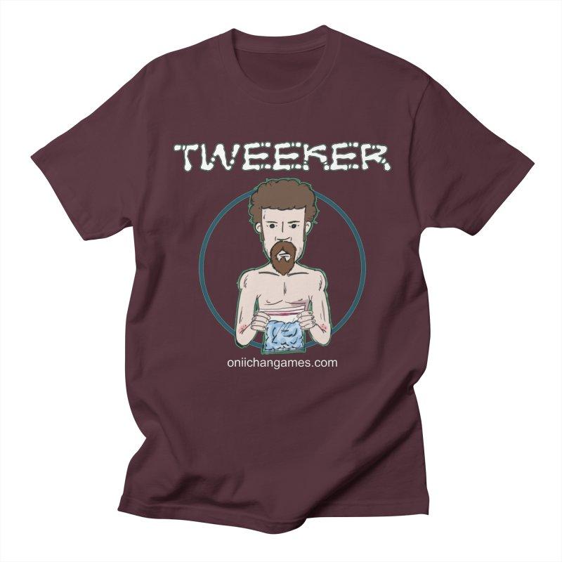 Tweeker Card Game Men's T-Shirt by OniiChan's Artist Shop