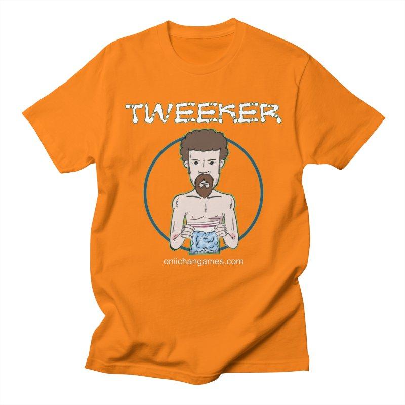 Tweeker Card Game Women's Unisex T-Shirt by OniiChan's Artist Shop
