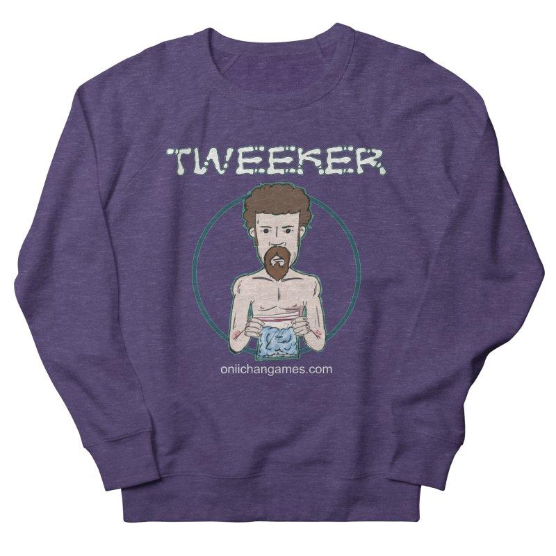 Tweeker Card Game Women's French Terry Sweatshirt by OniiChan's Artist Shop