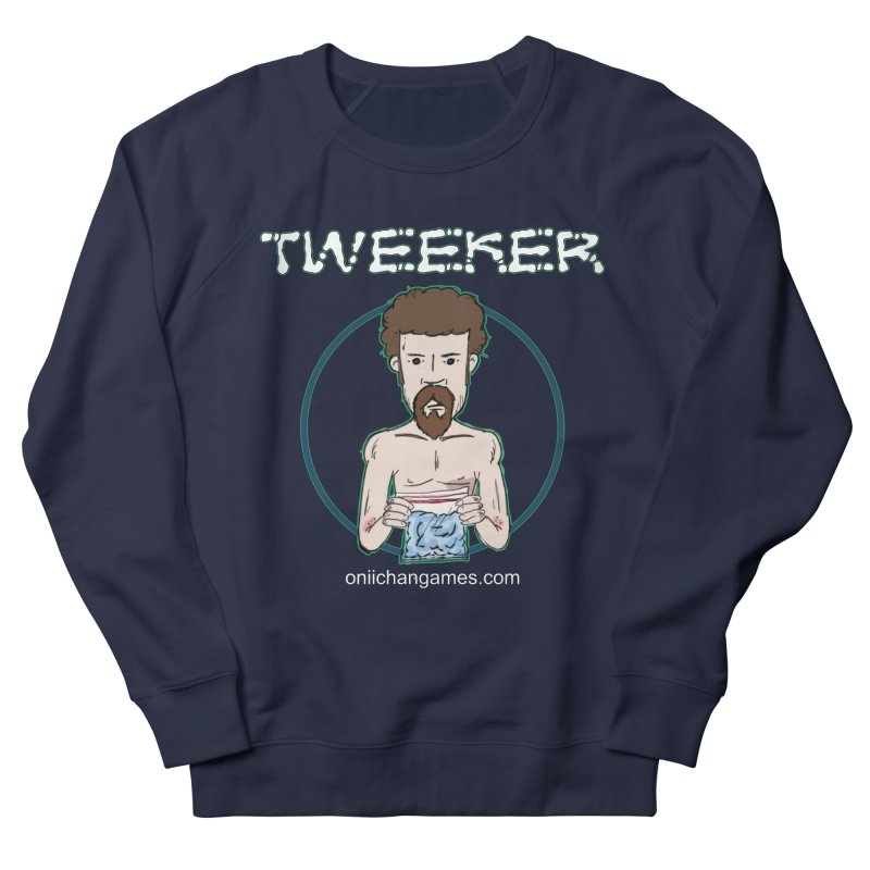 Tweeker Card Game Men's Sweatshirt by OniiChan's Artist Shop