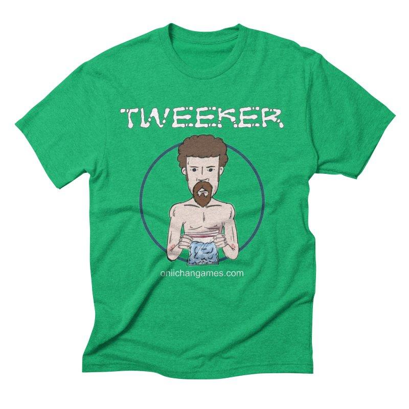 Tweeker Card Game Men's Triblend T-Shirt by OniiChan's Artist Shop