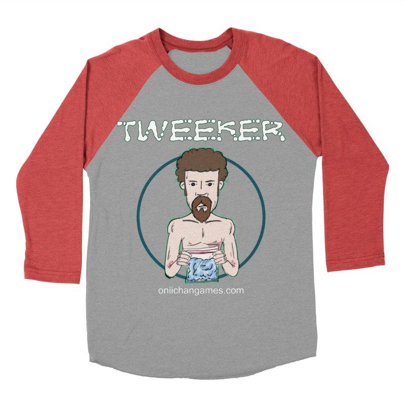 Tweeker Card Game Women's Baseball Triblend T-Shirt by OniiChan's Artist Shop