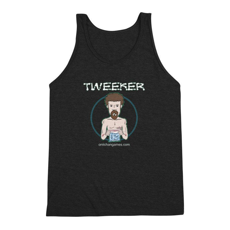 Tweeker Card Game Men's Triblend Tank by OniiChan's Artist Shop