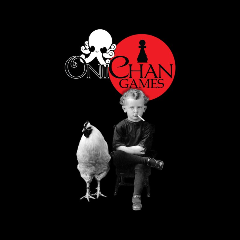 Oniichan Chicken Boy Men's Longsleeve T-Shirt by OniiChan's Artist Shop