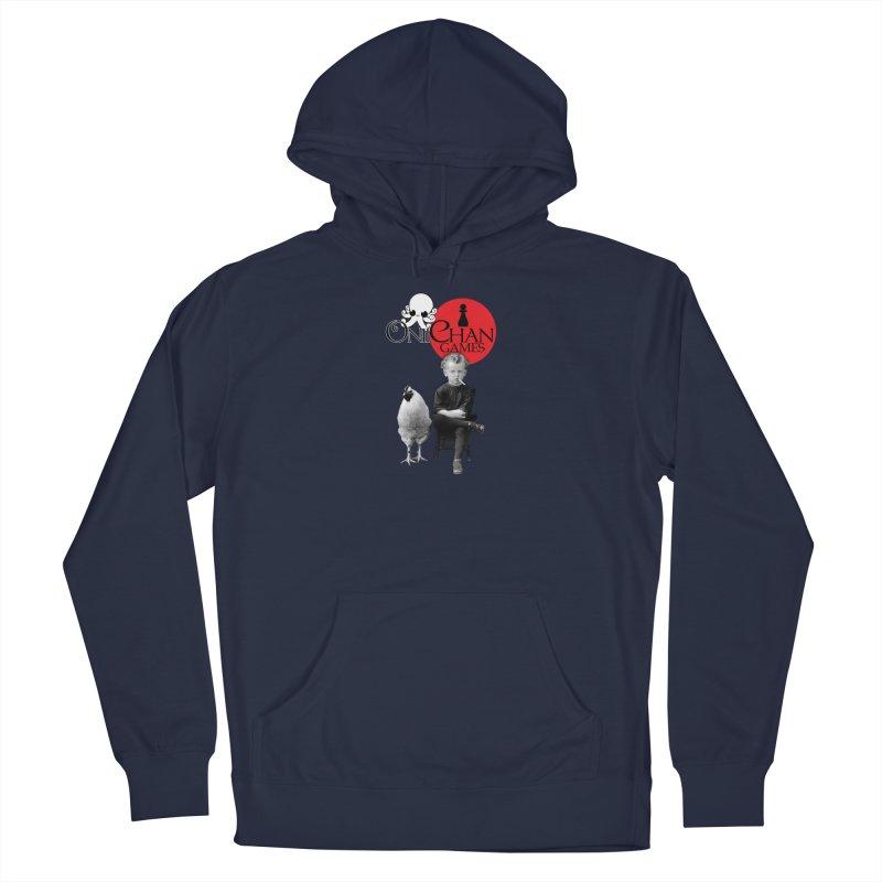 Oniichan Chicken Boy Men's Pullover Hoody by OniiChan's Artist Shop