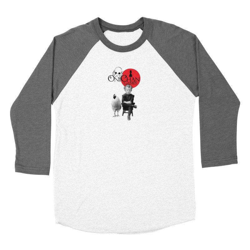 Oniichan Chicken Boy Women's Longsleeve T-Shirt by OniiChan's Artist Shop