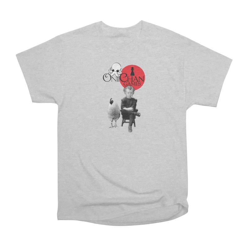 Oniichan Chicken Boy Men's Classic T-Shirt by OniiChan's Artist Shop