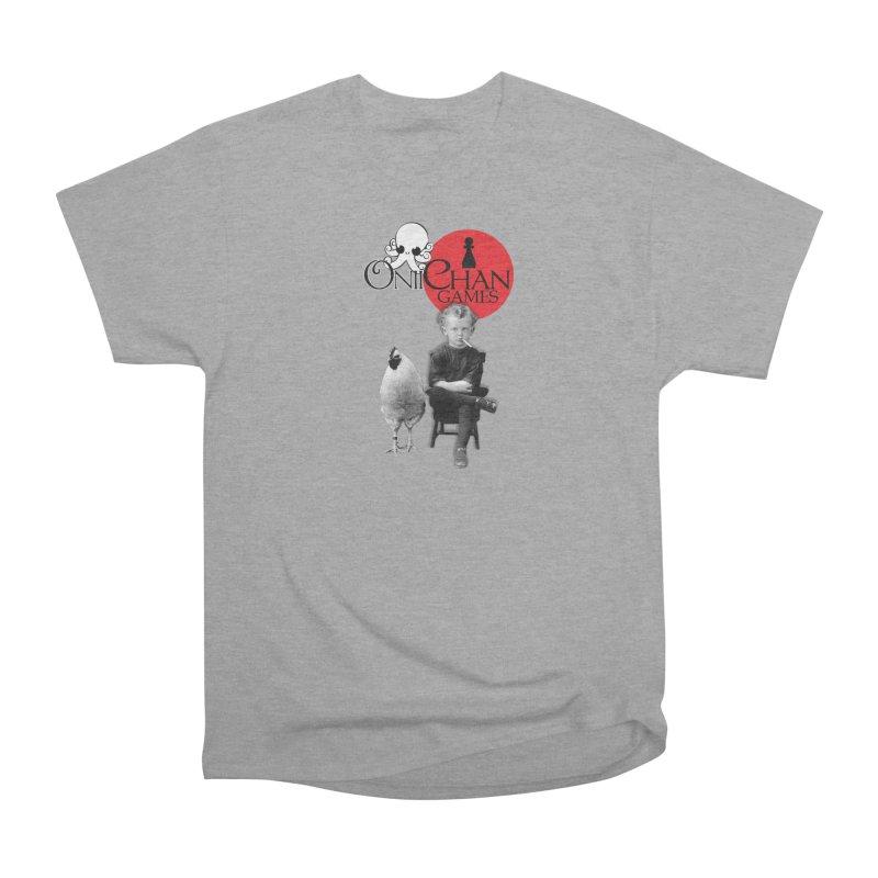 Oniichan Chicken Boy Women's Classic Unisex T-Shirt by OniiChan's Artist Shop