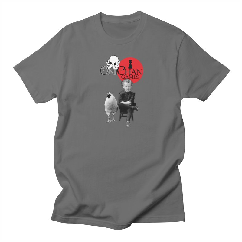 Oniichan Chicken Boy Women's Unisex T-Shirt by OniiChan's Artist Shop