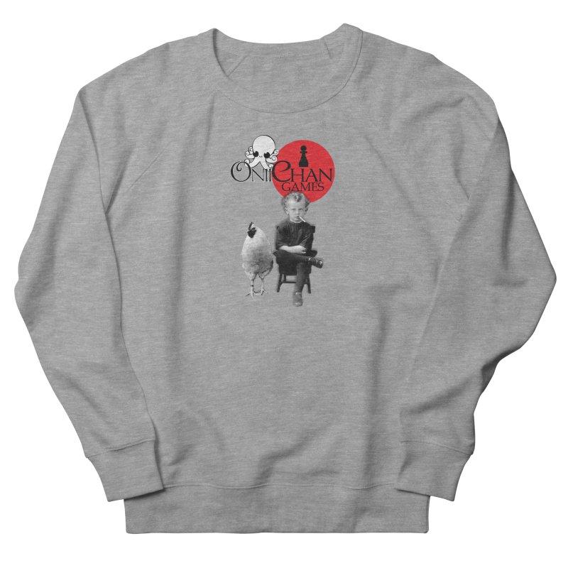 Oniichan Chicken Boy Women's French Terry Sweatshirt by OniiChan's Artist Shop