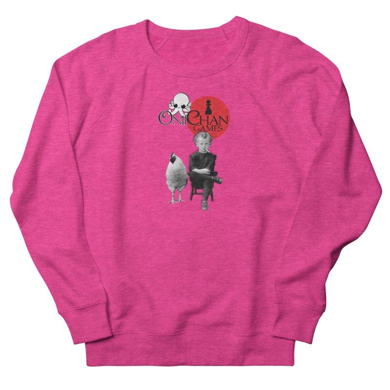 Oniichan Chicken Boy Women's Sweatshirt by OniiChan's Artist Shop