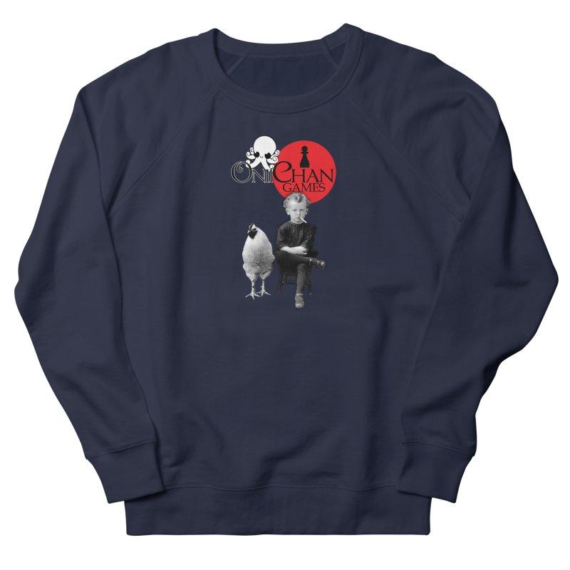Oniichan Chicken Boy Men's Sweatshirt by OniiChan's Artist Shop
