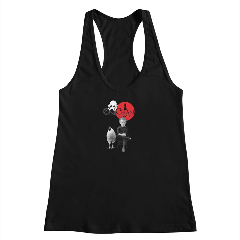 Oniichan Chicken Boy Women's Racerback Tank by OniiChan's Artist Shop