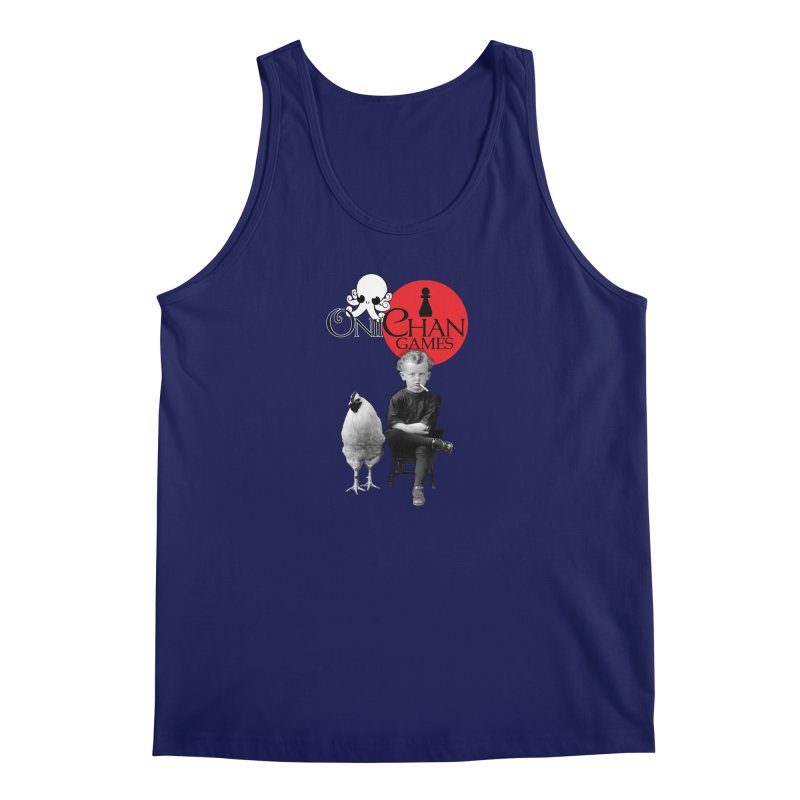 Oniichan Chicken Boy Men's Regular Tank by OniiChan's Artist Shop