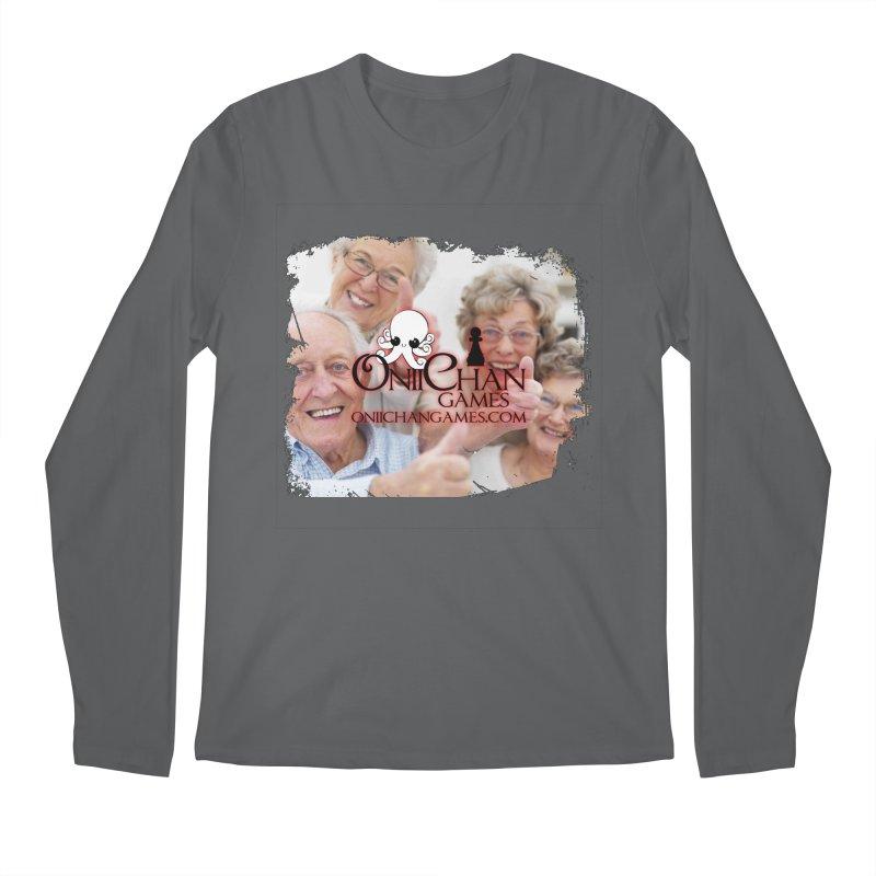 Oldest Fans Men's Longsleeve T-Shirt by OniiChan's Artist Shop