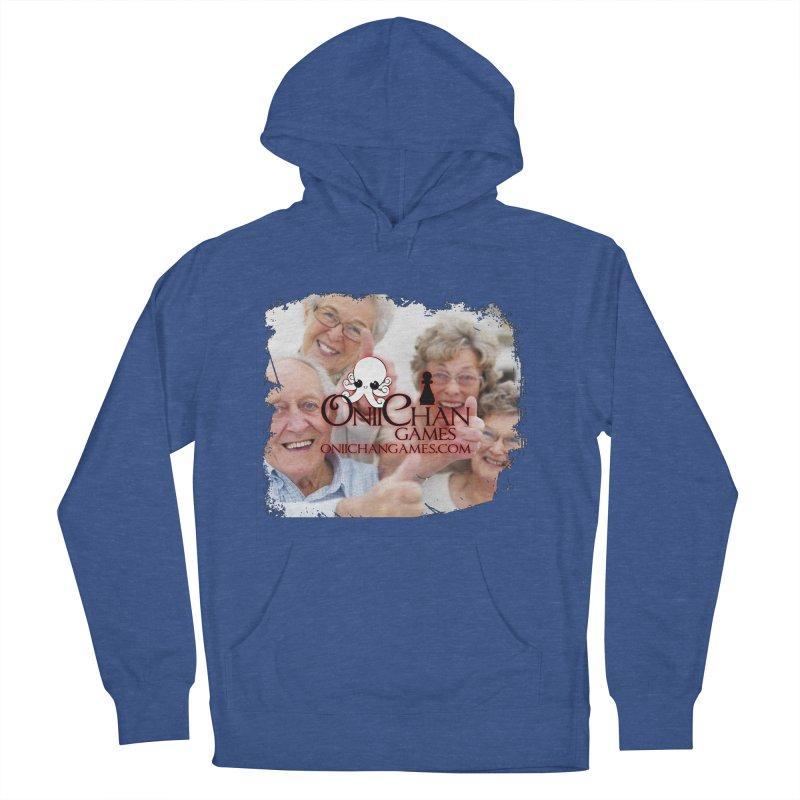 Oldest Fans Women's Pullover Hoody by OniiChan's Artist Shop