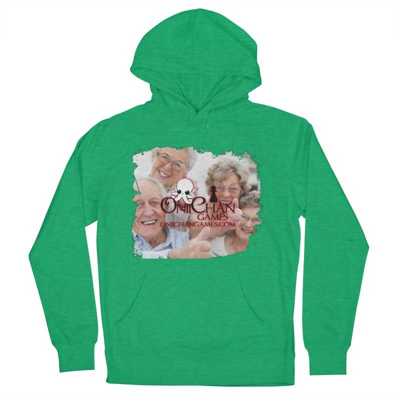 Oldest Fans Men's Pullover Hoody by OniiChan's Artist Shop