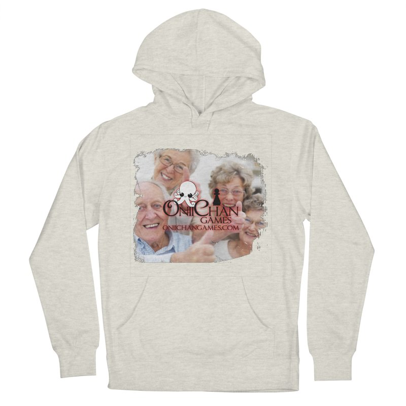 Oldest Fans Men's French Terry Pullover Hoody by OniiChan's Artist Shop