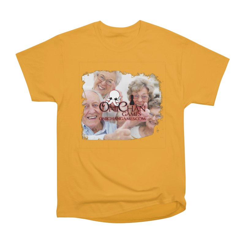 Oldest Fans Women's Classic Unisex T-Shirt by OniiChan's Artist Shop